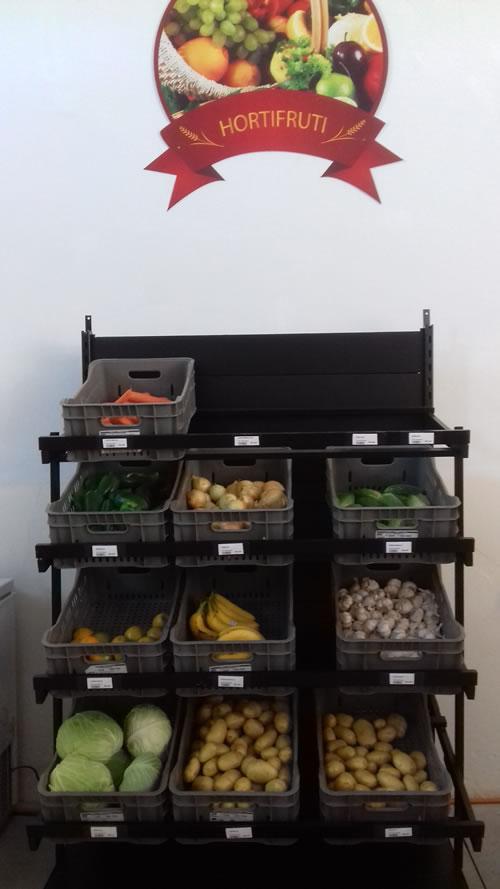 Fruteira para Horti Fruti Lateral