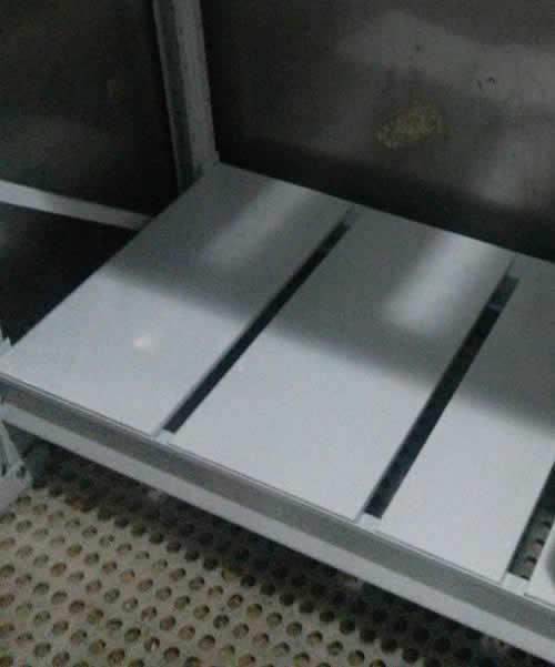 Porta Palete para Câmara Fria