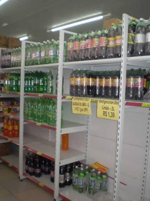 Rack para Bebidas