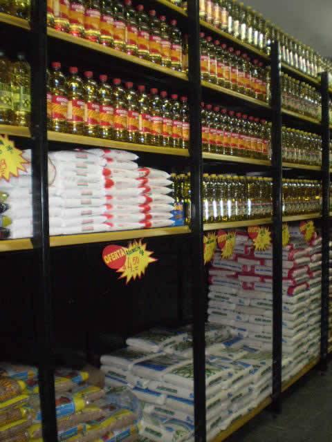 Rack para Cereais