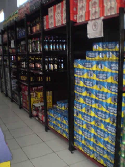 Rack Pesado para Bebidas